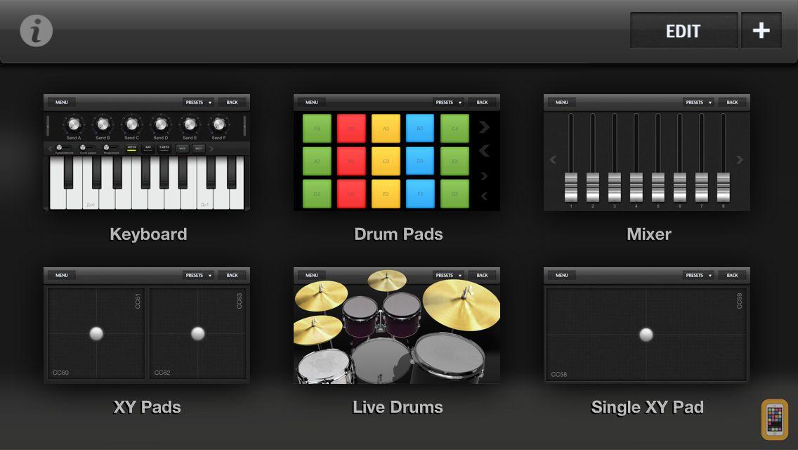 Screenshot - Midi Studio