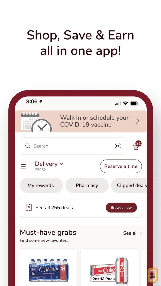 Screenshot - Safeway Deals & Delivery