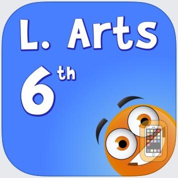 iTooch 6th Grade   Language Arts by eduPad Inc. (Universal)