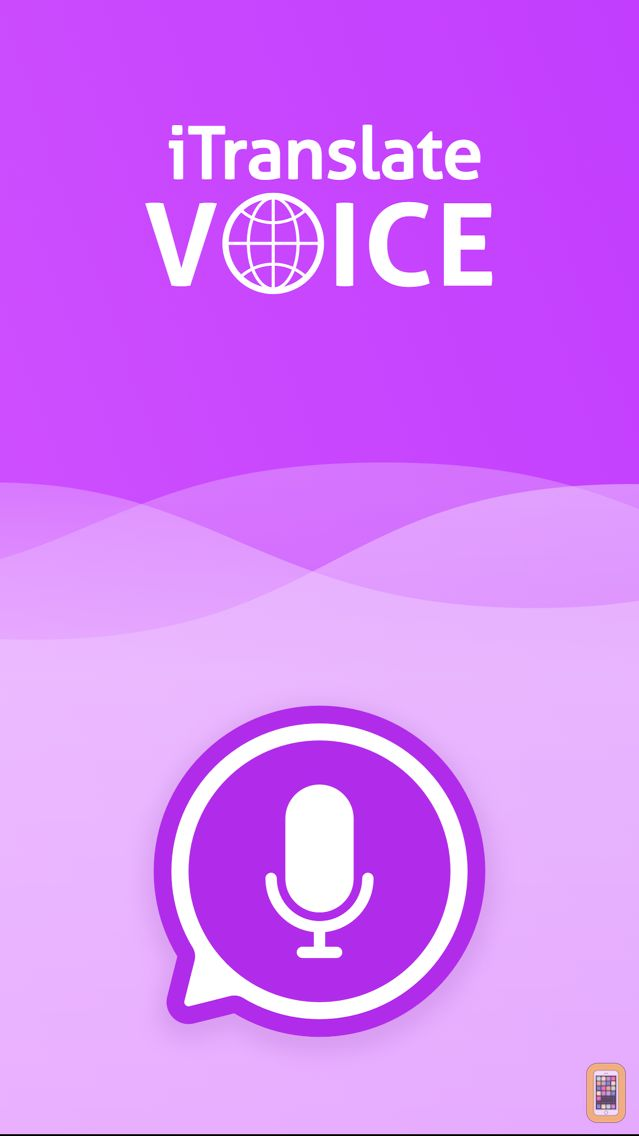 Screenshot - iTranslate Voice - Speak & Translate in Real Time