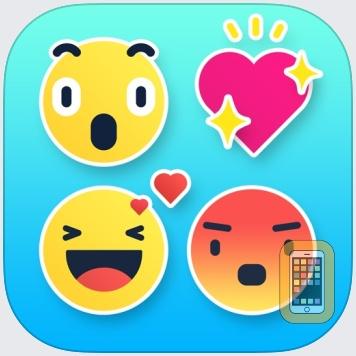 Emoji Free – Emoticons Art and Cool Fonts Keyboard by JINMIN ZHOU (Universal)