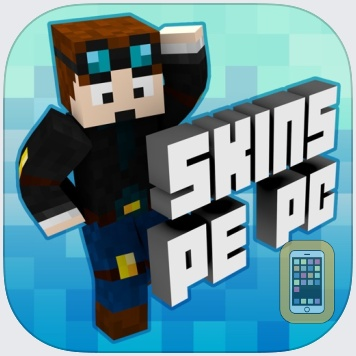 Best Skins Creator Pro - for Minecraft PE & PC by Seus Corp Ltd. (Universal)