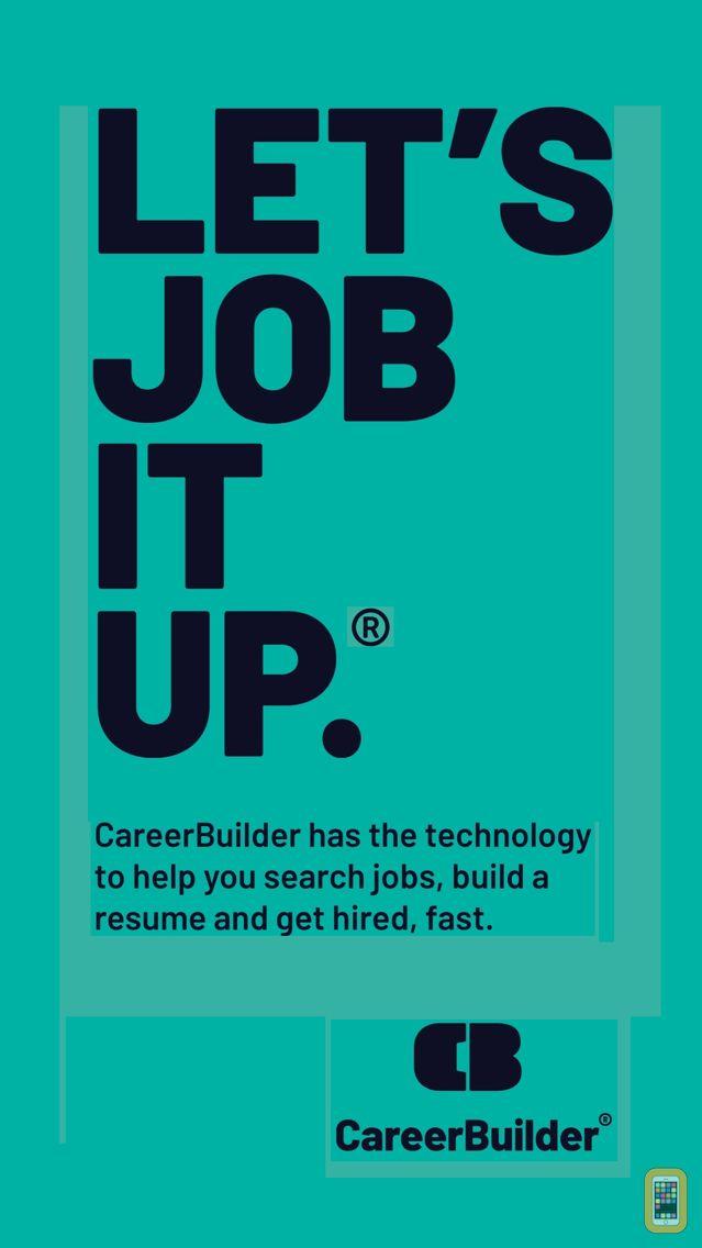 Screenshot - CareerBuilder Job Search