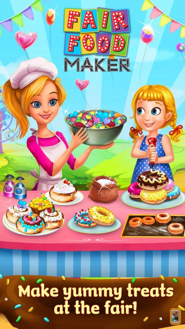 Screenshot - Fair Food Maker Game