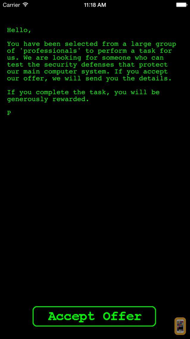 Screenshot - Hack NET