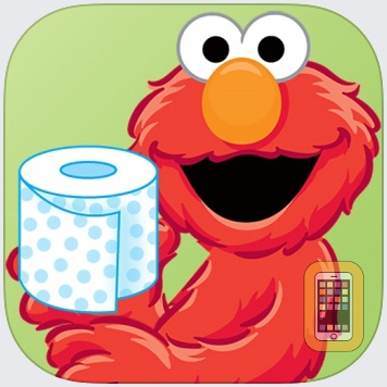 Potty Time with Elmo by Sesame Street (Universal)