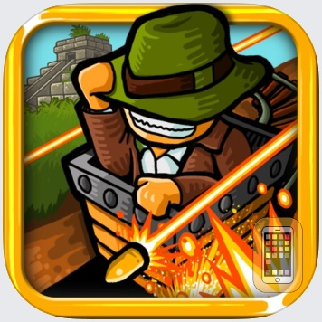 Minecart Chase by Peta Vision (iPhone)