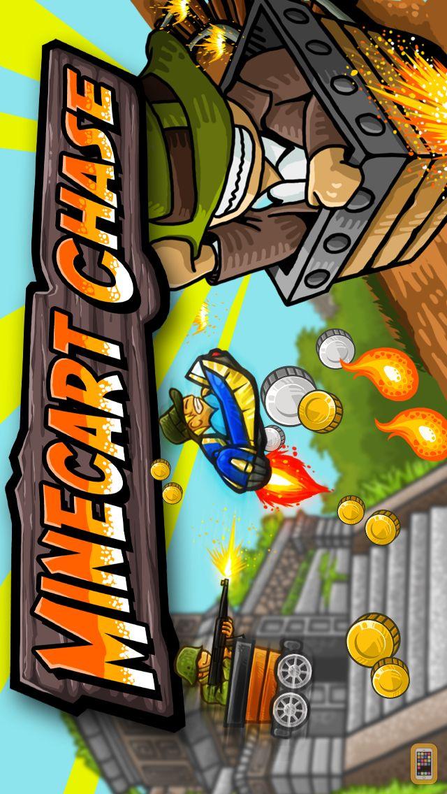 Screenshot - Minecart Chase
