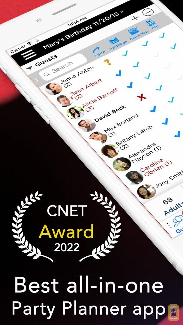 Screenshot - Pro Party Planner