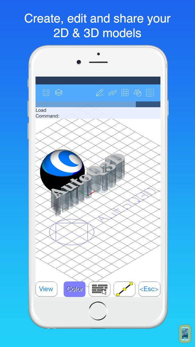 Screenshot - AutoQ3D CAD