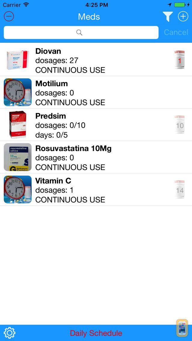 Screenshot - Med Time