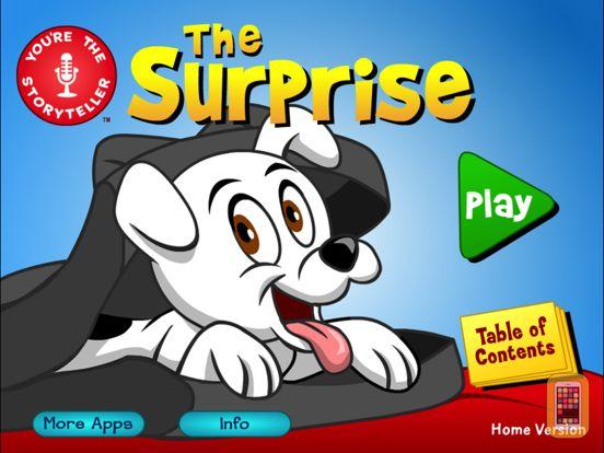 Screenshot - The Surprise (Home)