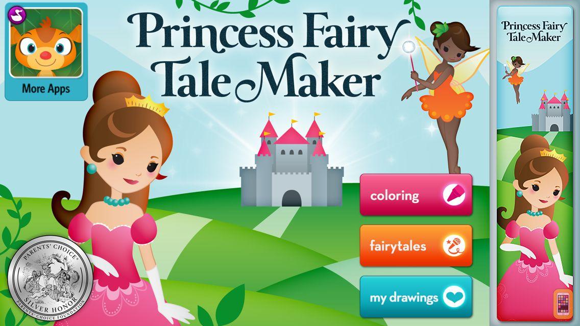 Screenshot - Princess Fairy Tale Maker