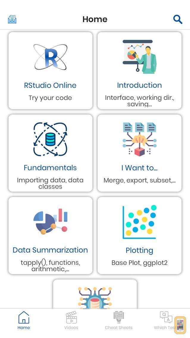 Screenshot - R Instructor