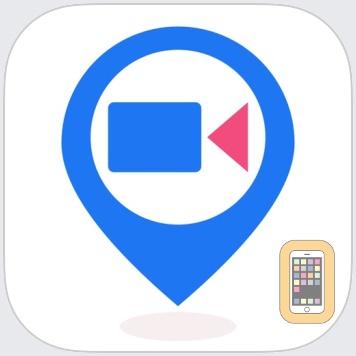 TripREC Driving Recorder by Tojoy app (iPhone)