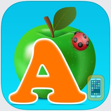 ABCs alphabet phonics games for kids based on Montessori learining approach by TINYHANDS APPS EDUCATIONAL LEARNING GAMES FOR BABIES TODDLERS AND KIDS CORP. (Universal)