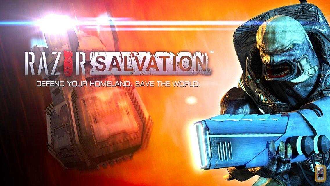Screenshot - Razor: Salvation
