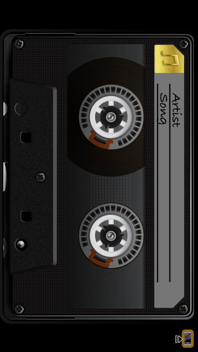 Screenshot - Cassette Gold