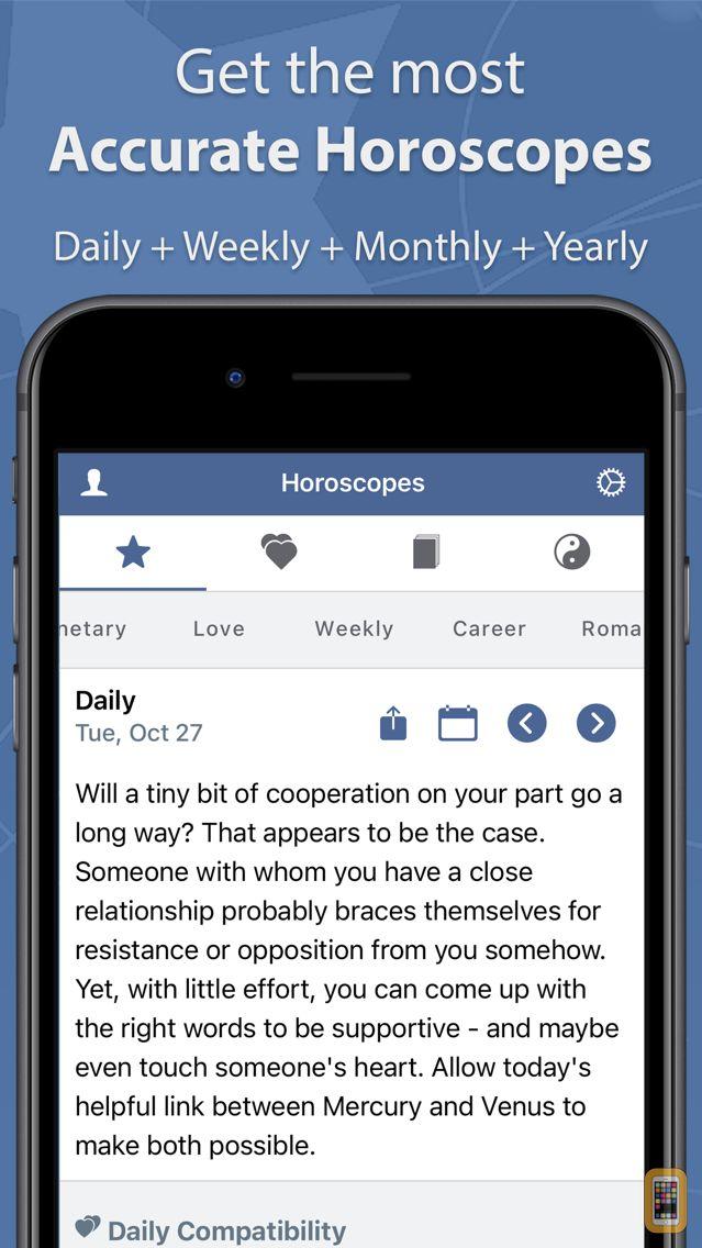 Screenshot - Astrolis Horoscopes & Tarot