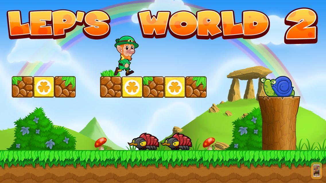 Screenshot - Lep's World 2
