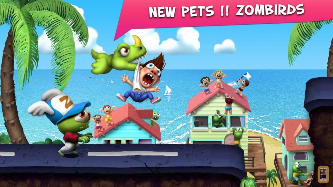 Screenshot - Zombie Tsunami