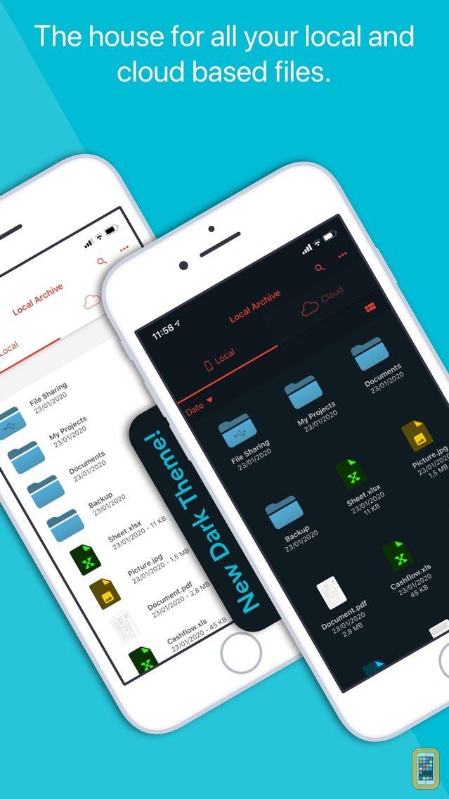 Screenshot - Amerigo - File Manager