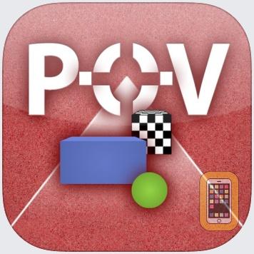 P.O.V.  Spatial Reasoning Game by BinaryLabs, Inc. (iPad)