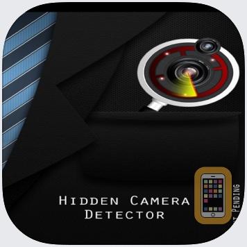 Hidden Camera Detector for iPhone - App Info & Stats ...