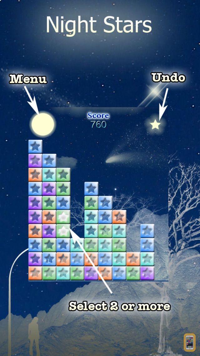 Screenshot - Night Stars