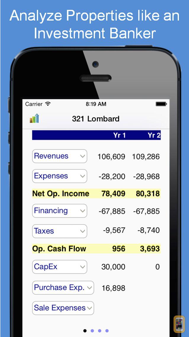 Screenshot - Real Estate Investing Analyst