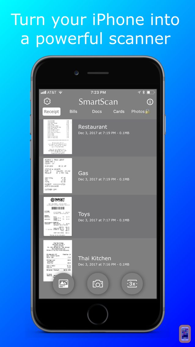 Screenshot - SmartScan Express