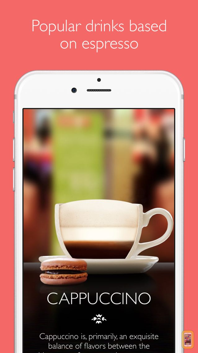 Screenshot - The Great Coffee App