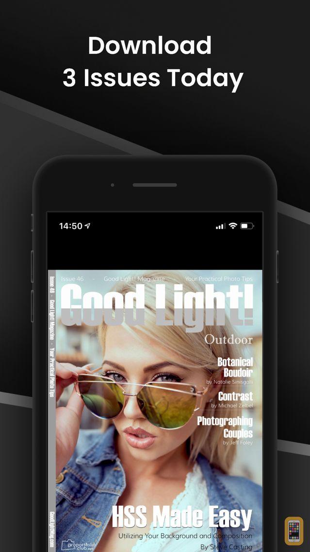 Screenshot - Good Light! Magazine - Digital Photography Lighting Setups and DSLR Photo Tips