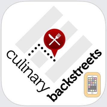 Culinary Backstreets by Culinary Backstreets (iPhone)