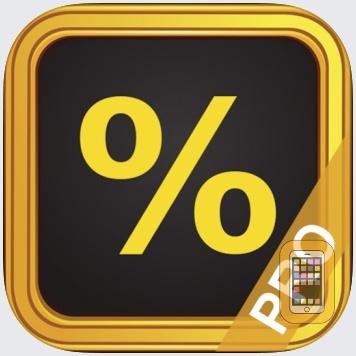 Tip Calculator % Pro by Skol Games LLC (Universal)