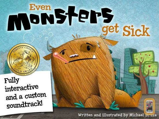 Screenshot - Even Monsters Get Sick