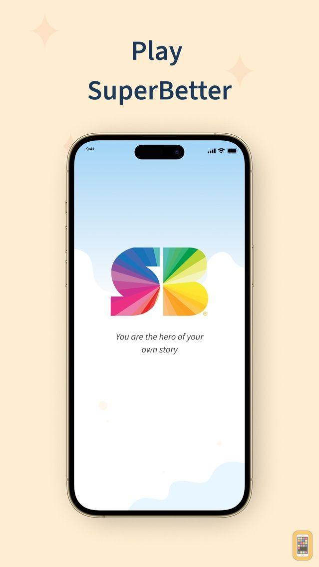 Screenshot - SuperBetter
