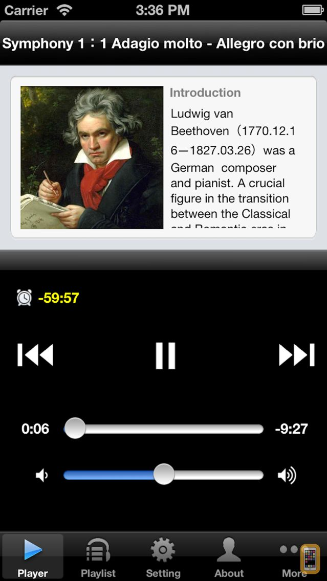 Screenshot - Beethoven Symphonies Collection