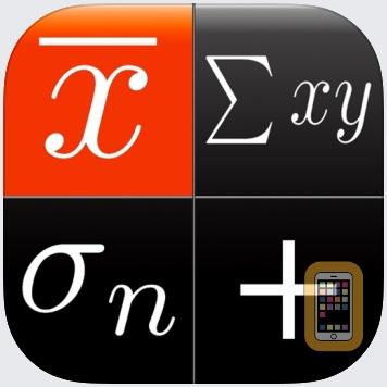 Statistics Calculator++ by Dogahe (iPhone)