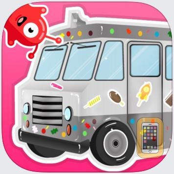 Ice Cream Truck by Anastazja Bagdziun-Markacheva (Universal)