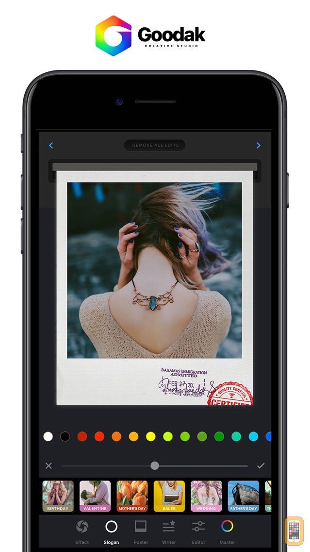 Screenshot - Goodak Edit - Photo Editor Cam