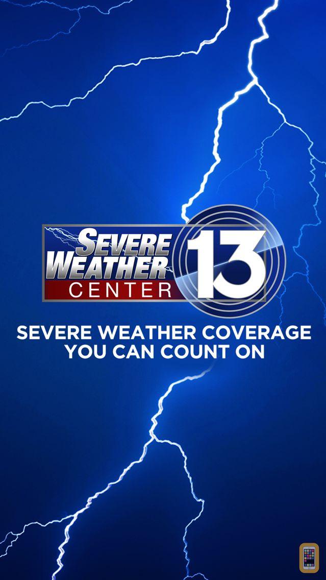 Screenshot - FOX13 Weather App