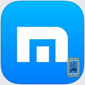 Maxthon Cloud Web Browser by Maxthon Technology Limited (Universal)
