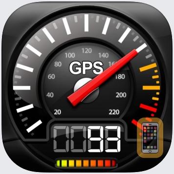 Speedometer GPS+ by Tigran Mkhitaryan (Universal)