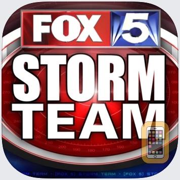 FOX 5 Storm Team Weather Radar by New World Communications of Atlanta, Inc. (Universal)