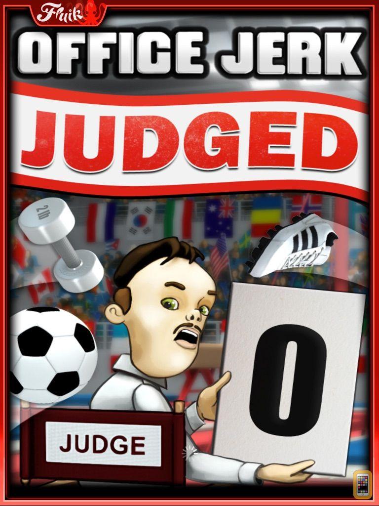 Screenshot - Office Jerk: Judged! for iPad