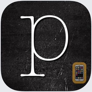 Poetics - create, write and share visual poetry by Soulincode Inc. (Universal)
