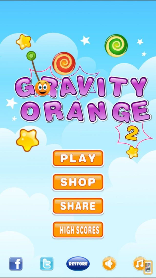 Screenshot - Gravity Orange 2