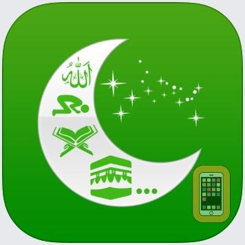 Islamic Calendar + Azan, Qibla by ImranQureshi.com (Universal)