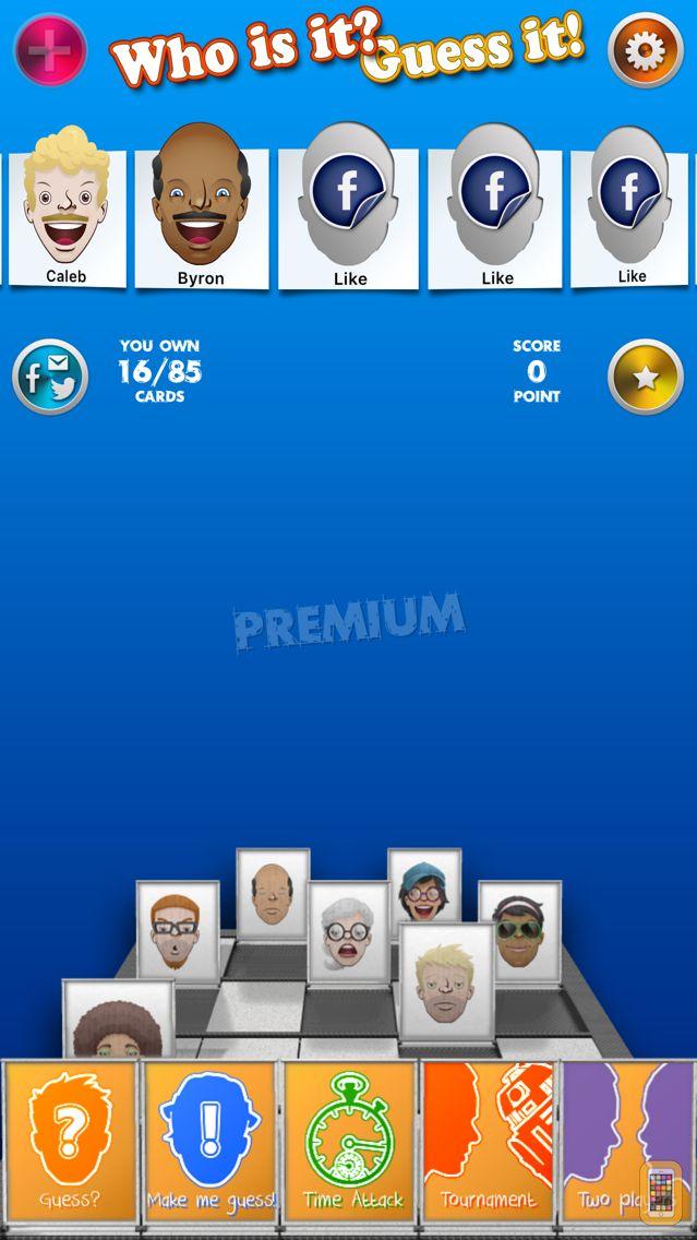 Screenshot - ¿Quién es Quién? • Premium